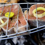 poisson barbecue tropical