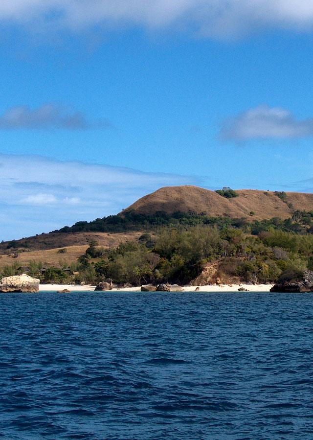 plage île des Radama madagascar