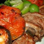 barbecue viande citron vert